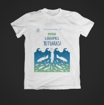 2017 Event T-Shirt design done for Earth Ocean Farms